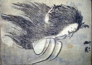 hokusai_yurei