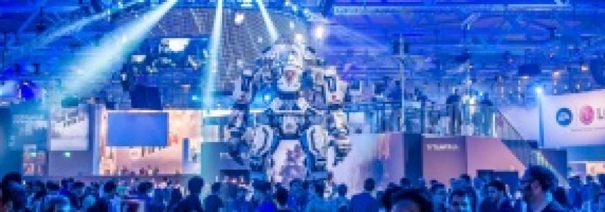 Quick Bites: Titanfall, AKA, STOMPY ROBOTS!!