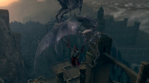 Flying via Batwing Demons. No biggie.