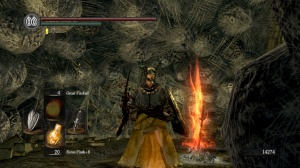 The armor set I wore throughout most of the game